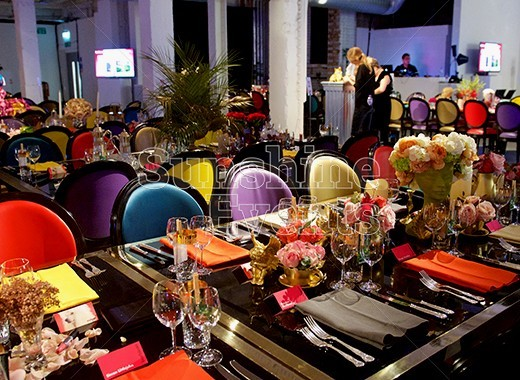 CORPORATE EVENT FOR THE BARBICAN BALL