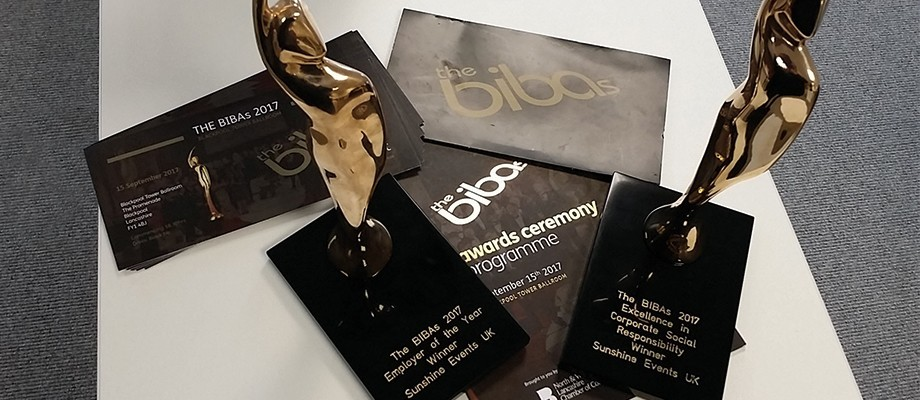 The BIBAs... more than just an Award
