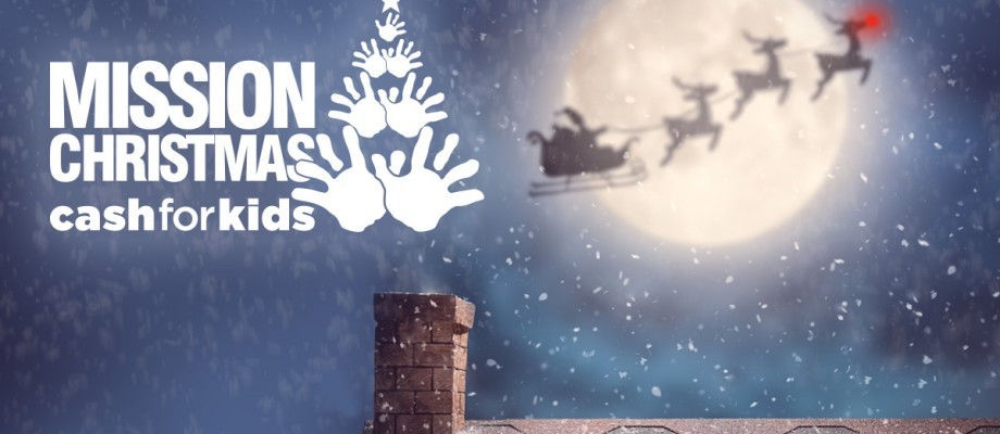Mission Christmas - Cash For Kids