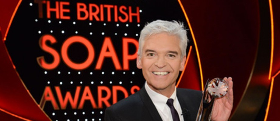 British Soap Awards Go Barmy For Our Fun Photo Booth!