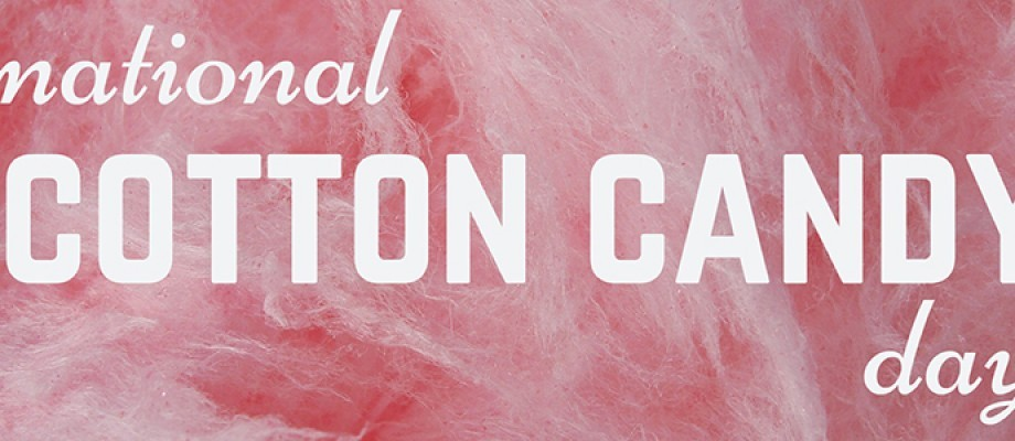 Celebrate Cotton Candy Day On December 7th