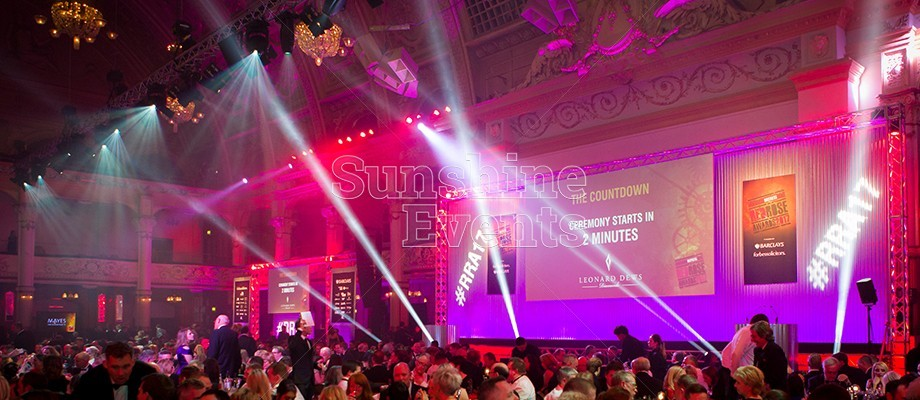CORPORATE EVENT FOR LANCASHIRE BUSINESS VIEW