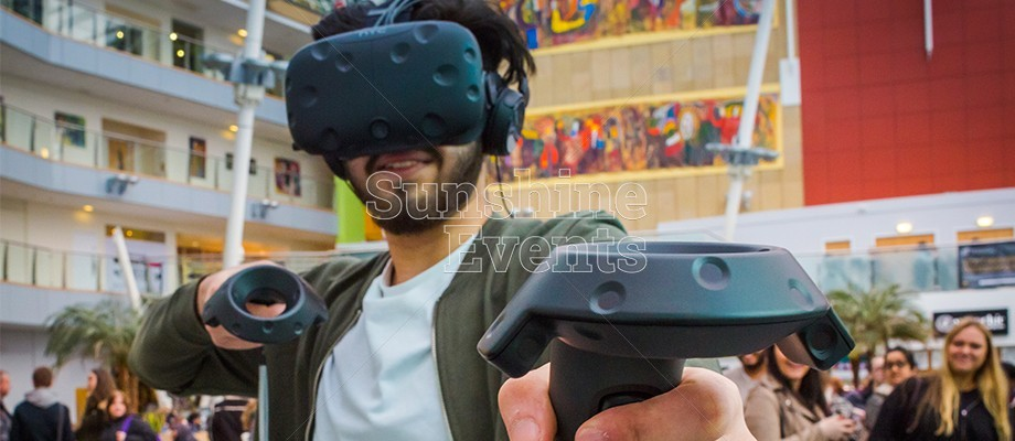 Virtual Reality is here but be warned, it may make your reality seem a little...dull!