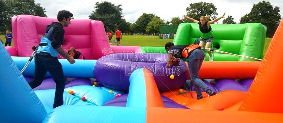 TEAM BUILDING EVENT FOR INFOR LIMITED