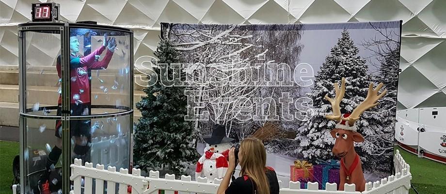 CHRISTMAS EVENT FOR SOUTHAMPTON FC