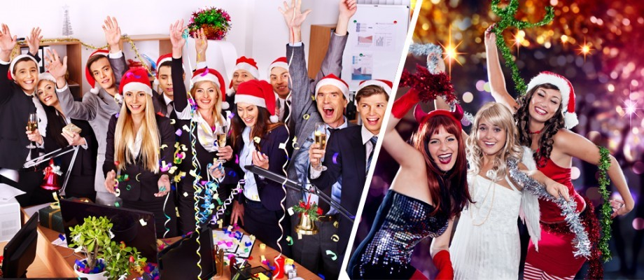 When should I have my Christmas Party?