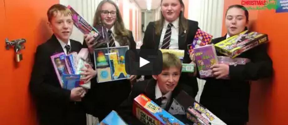 Sunshine Events Help Rock FM Smash Mission Christmas Appeal!