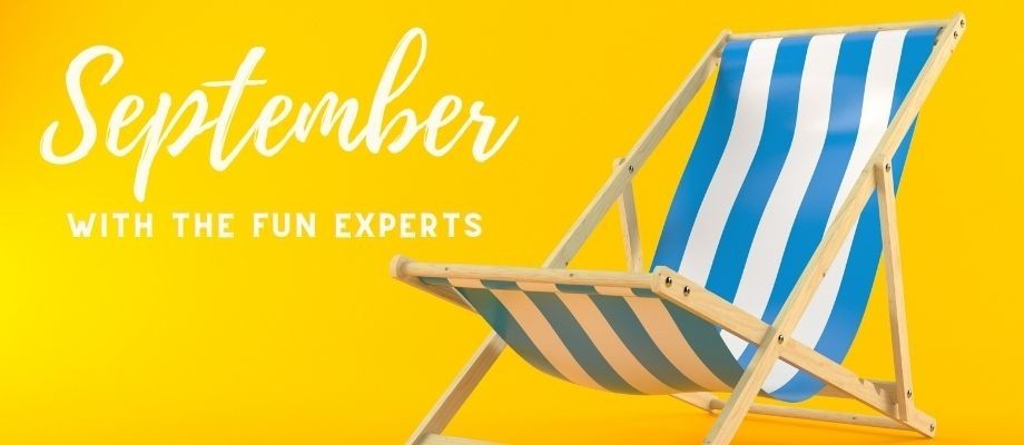 September at Sunshine Events