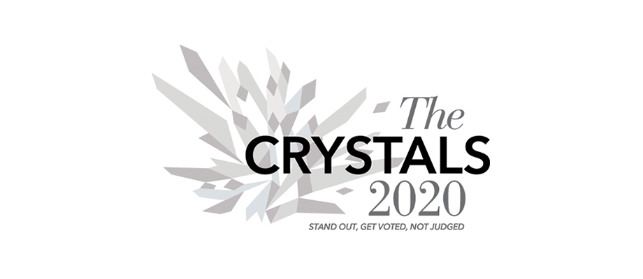 The Crystals - Sunshine Events Voted Top UK Event Supplier!