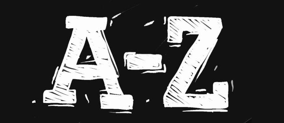 A to Z of Events: H is For...