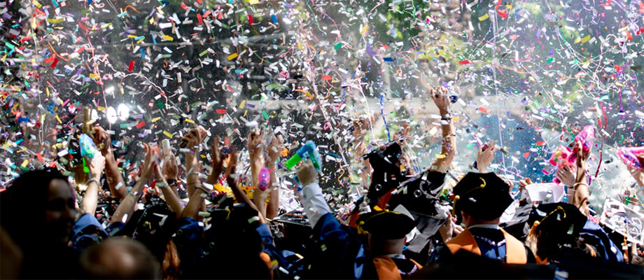 Celebrate in Style With Graduation Party Events