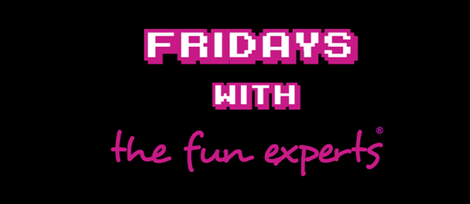 Fridays with the Fun Experts - James