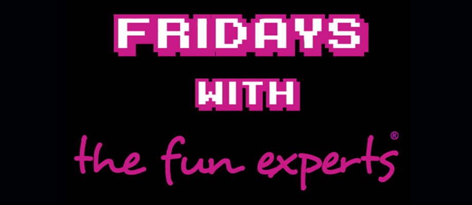Fridays with the Fun Experts - Alex