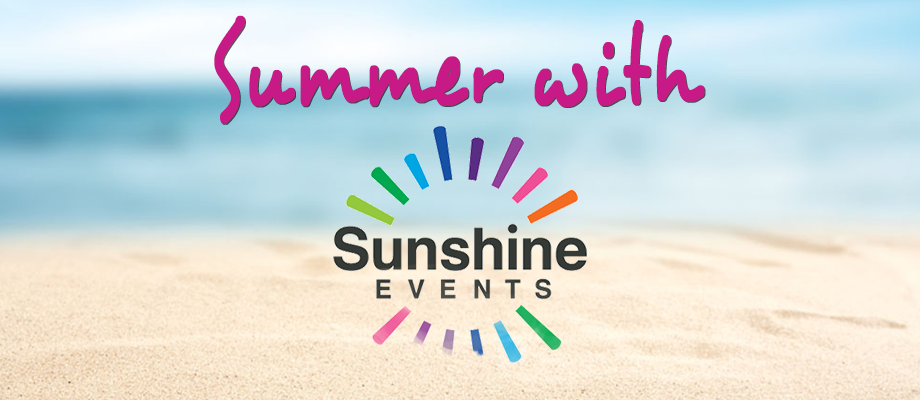 Summer's here to stay, thanks to the Fun Experts!