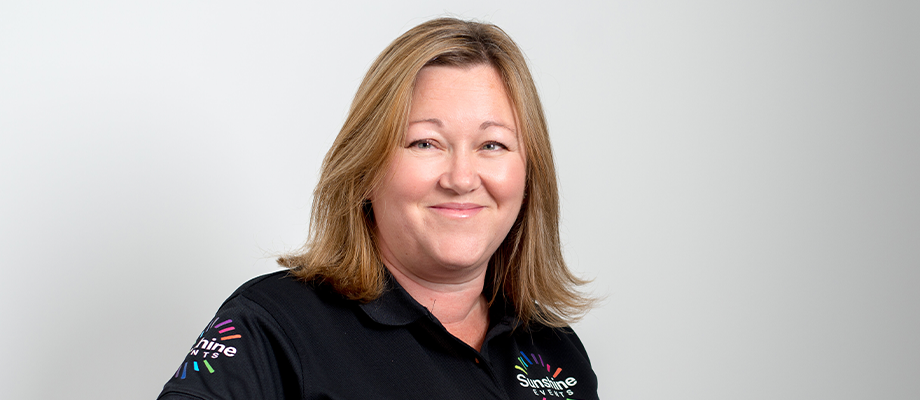 Our Sales and Development Manager is a customer service superstar finalist!