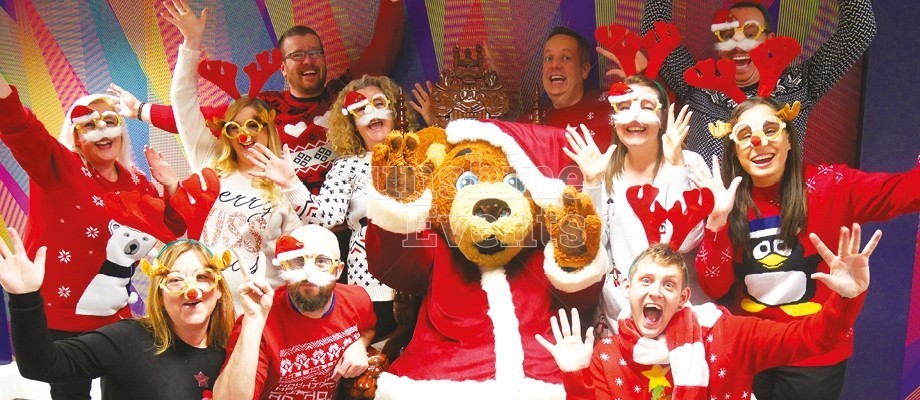 Reward your staff with the ultimate Christmas Party
