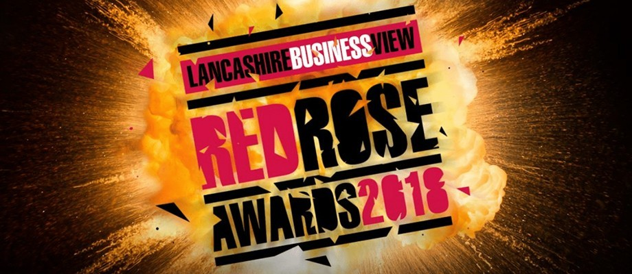 We've done it again... Red Rose Awards 2018 Finalists!