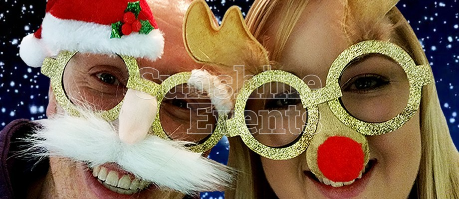 What makes the perfect Christmas party?