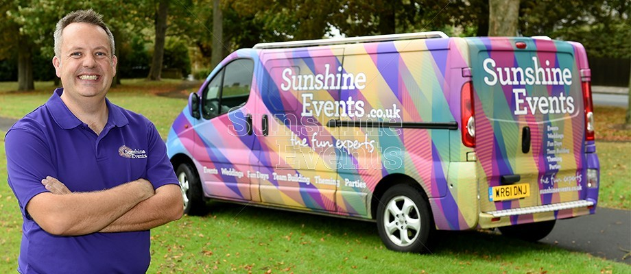 Sunshine Events Save The Day For UK Businesses