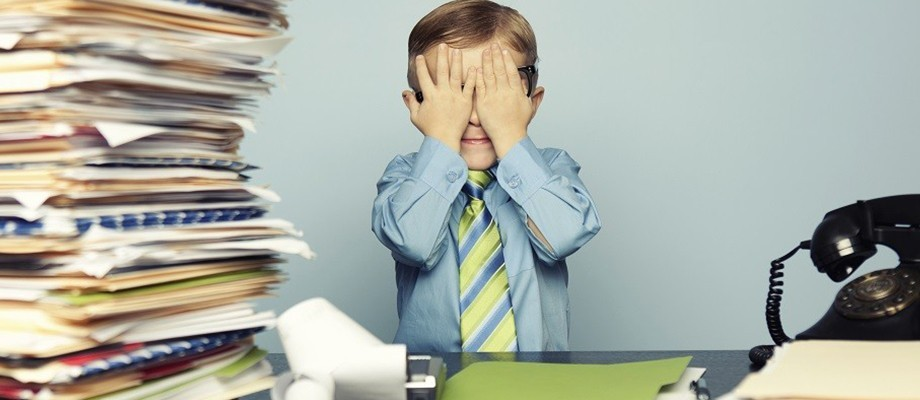 5 ways to reduce stress in the workplace!