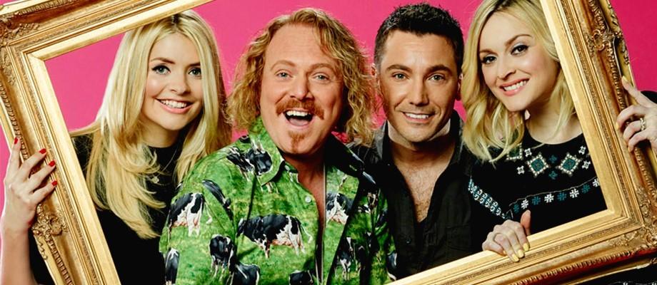 Sunshine Events Cause A Storm On ITV2's Celebrity Juice