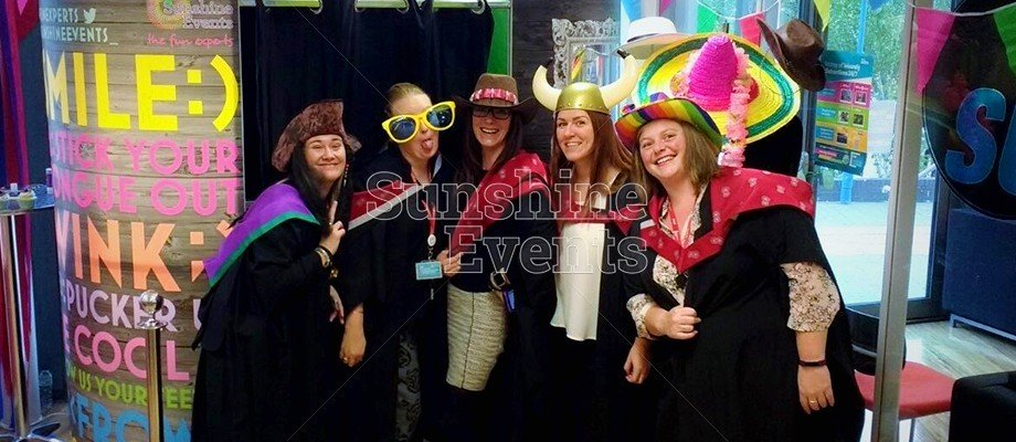 University event ideas and inspiration with Sunshine Events!