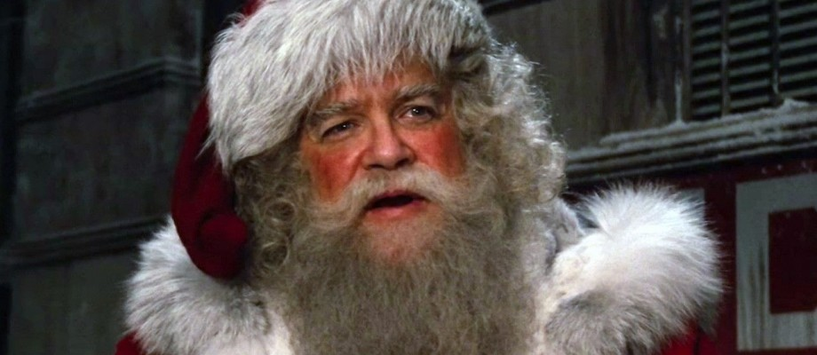 Santa Claus: Real Beard or Fake Beard?