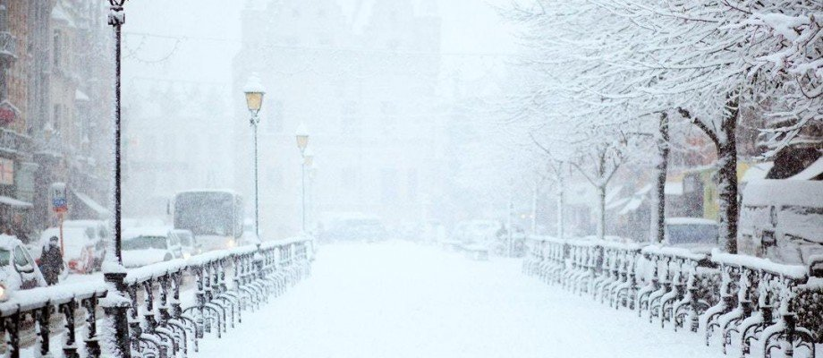 Dreaming of a White Christmas?